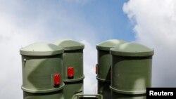S-400 havo mudofaa tizimlari