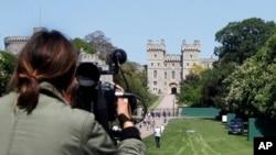El Castillo de Windsor será el lugar de la boda real británica del príncipe Harry y Meghan Markle.