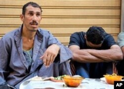 Many of Cairo's poor are either unable to find work, or are paid extremely low wages.