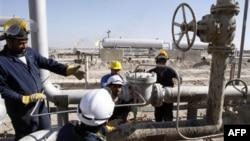 Участок нефтепровода, Ирак