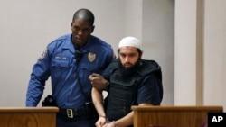 艾哈迈德·汗·拉希米被带上法庭(2016年12月20日)