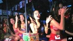 Beberapa panti pijat mencoreng citra pariwisata Thailand dengan bertindak sebagai fron bagi pelacuran, seperti terjadi di beberapa kawasan bisnis di Bangkok (foto: dok).