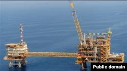 oil and gas fields related to the South Pars project میدان نفت و گاز پارس جنوبی