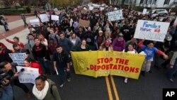 Plan de inmigración presentado a Donald Trump incluiría a los inmigrantes que llegaron hasta el 31 de diciembre de 2013.