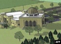Murfrisboro shahrida qurilishi ko'zlangan masjid loyihasi
