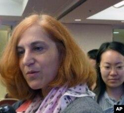 战略暨国际研究中心资深研究员葛来仪(Bonnie Glaser)