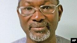Shugaban Hukumar Zaben Nijeriya, Furfesa Attahiru Jega.