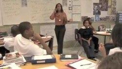 解决美国的教师短缺问题