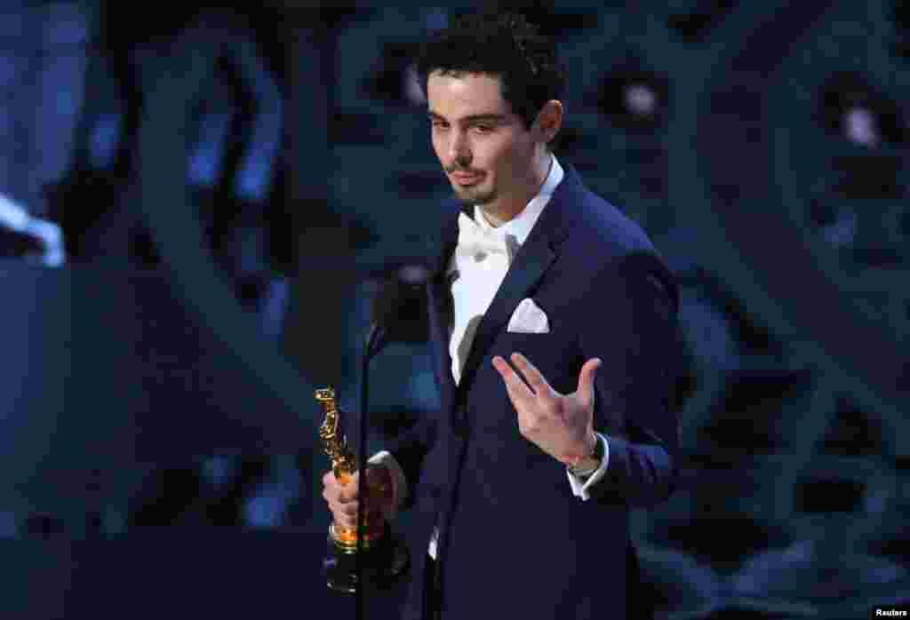 En İyi Yönetmen- Damien Chazelle (La La Land)