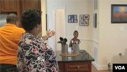 DeRionne Pollard i Robin Jones zajedno odgajaju svog šestogodišnjeg sina Mylesa.