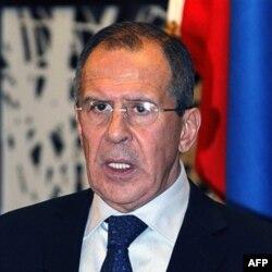 Rossiya Tashqi ishlar vaziri Sergey Lavrov