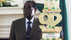 Thomas Chiripasi Reports on President Mugabe's Visit to Singapore To Meet Grandson