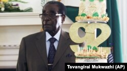 Thomas Chiripasi Reports on President Mugabe's Visit to Singapore To Meet Grandson