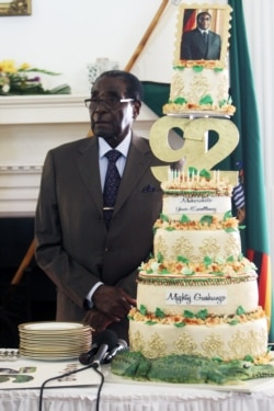 Godfrey Maramba Reports on Masvingo Residents' Take on President Mugabe's Birthday Bash