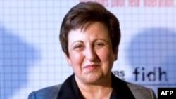 Dobitnica Nobelove nagrade, Iranka Širin Ebadi