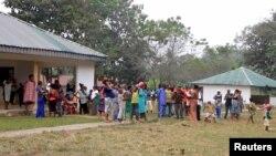 Wakimbizi wa Cameroon.
