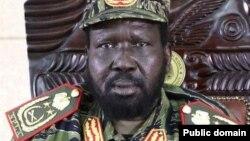 Shugaban Sudan ta Kudu, Salva Kiir.