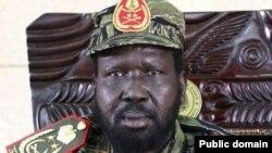 Presiden Sudan Selatan, Salva Kiir. Pemerintahannya membebaskan empat tahanan politik yang dituduh merencanakan kudeta, dalam upaya menghidupkan kembali pembicaraan damai dengan oposisi.