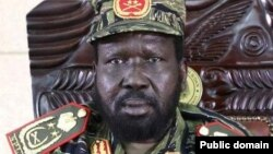 Salva Kiir shugaban Sudan Ta Kudu