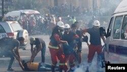В Бейруті тривають числені протести