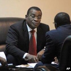 Pascal Affi Nguessan à Addis Abeba