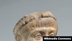 Head of Constans