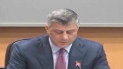 Pritjet nga takimi i qeverise se Kosoves dhe Shqiperise