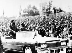 Fidel Castro fi Mengistu Hayilee Maaram bara 1978