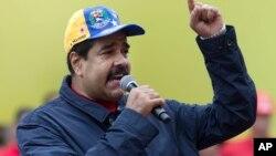 Shugaban Venezuela Nicholas Madura dan kwaminisanci