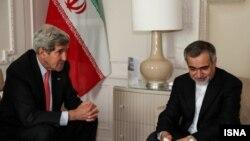 ABD Dışişleri Bakanı İran Cumhurbaşkanı Hasan Ruhani'nin kardeşiyle