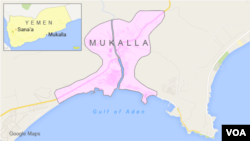 Mukalla, Yaman
