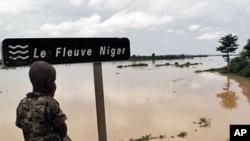 Les crues du Niger causent des dégâts