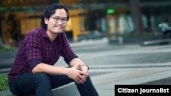 Ronny Gani, animator muda Indonesia yang ikut terlibat dalam penggarapan animasi film science fiction Hollywood: 'Pacific Rim' (courtesy photo).