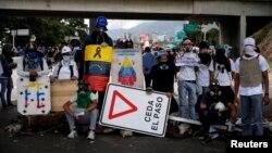 El plebiscito busca darle forma a una salida política electoral a la crisis por la que atraviesa el país desde el 1 de abril y que ha dejado unos 87 muertos.