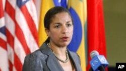 수전 라이스 유엔 주재 미국 대사