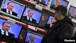Tổng thống Nga Vladimir Putin nói rằng chiến tranh với Ukraine là chuyện khó có thể xảy ra