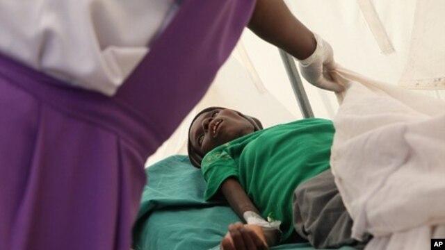 Wani yana fama da cutar HIV