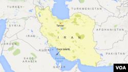 Đảo Farsi, Vịnh Ba Tư