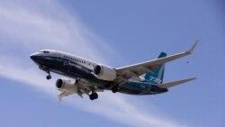 波音737 MAX啟程前往中國試飛