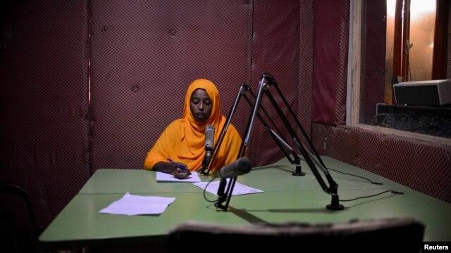 En Somalia, Radio Shabelle (foto) ha sido atacada de manera permanente. Sus periodistas viven bajo constante amenaza.