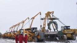 东欧为国家安全减少采购俄天然气 中国则开始大量进口