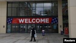 Centar za konvencije u Charlotteu je mjesto održavanja Republikanske nacionalne konvencije, koja će većim dijelom biti virtuelna. Predsjednik Trump primiće nominaciju iz Bijele kuće.