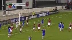 Pertandingan Persahabatan Chelsea Vs AS Roma