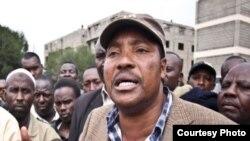 Ferdinad Waituti naibu waziri wa maji wa Kenya
