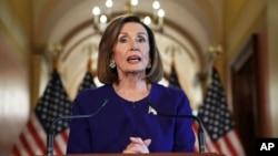 Nancy Pelosi, predsjedavajuća Predstavničkog doma Kongresa