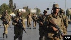 ارتش پاکستان ۲۲ نفر را در نزدیکی مرز افغانستان به قتل رساند