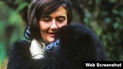 고릴라 연구의 선구자였던 다이앤 포시. 사진 출처 = 퓨처리즘 웹사이트 캡처.
