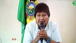 Le président bolivien Evo Morales a démissionné