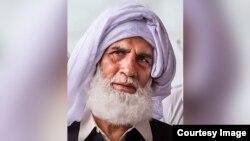 75 سالہ محمد صدیق جنہوں نے حملہ آور شخص پر قابو پایا