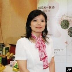 台湾区茶输出业同业公会理事长高毅芳